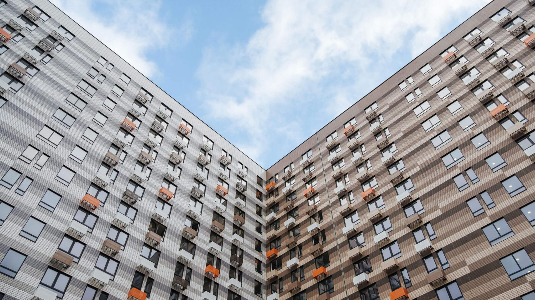 Стартовали продажи квартир вновом корпусе жилого района «Одинцово-1»