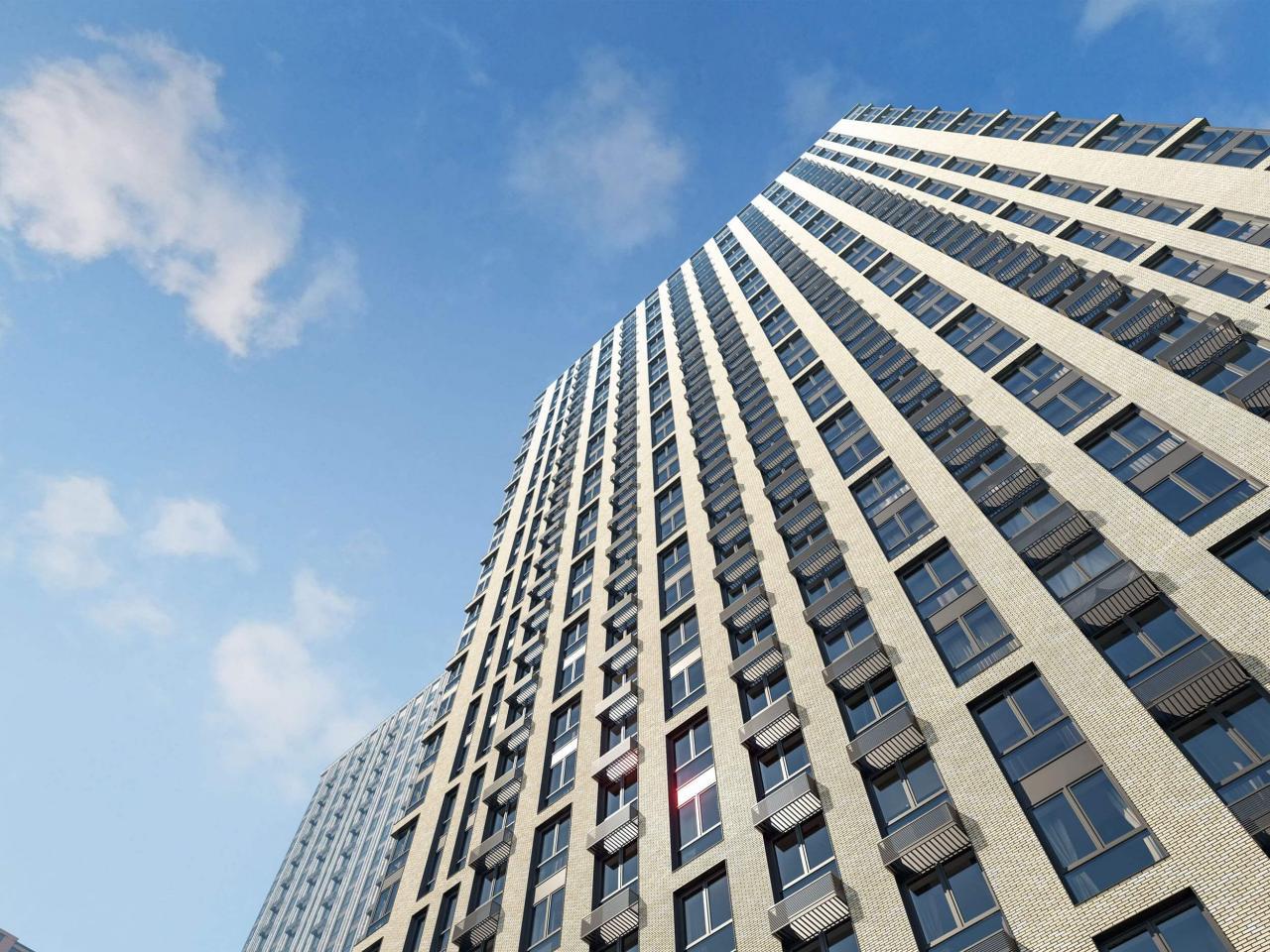 Встоличном Ховрино появился новый жилой комплекс