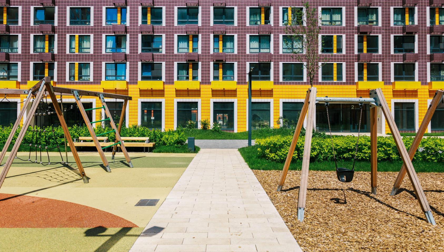 В«Саларьево парке» началось строительство школы