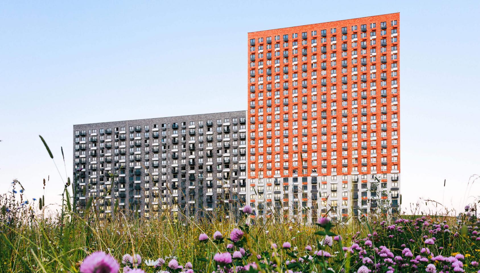ВНовой Москве построят дом на240 квартир