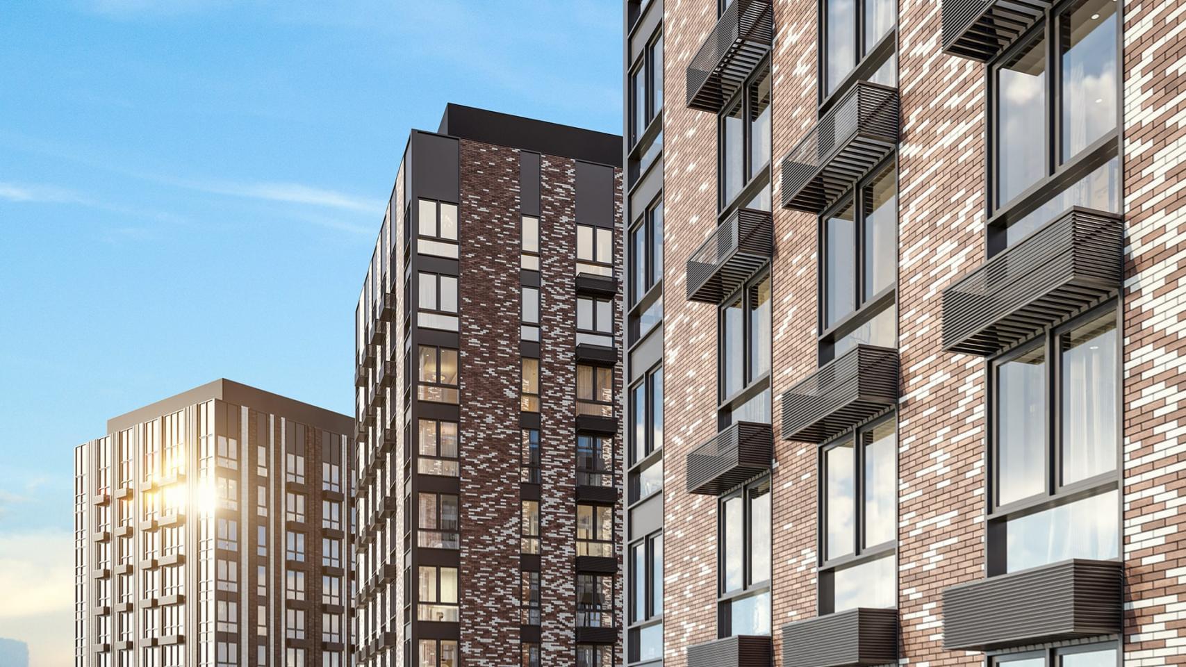 Проекты четырех домов вЮжнопортовом районе Москвы получили заключение осоответствии