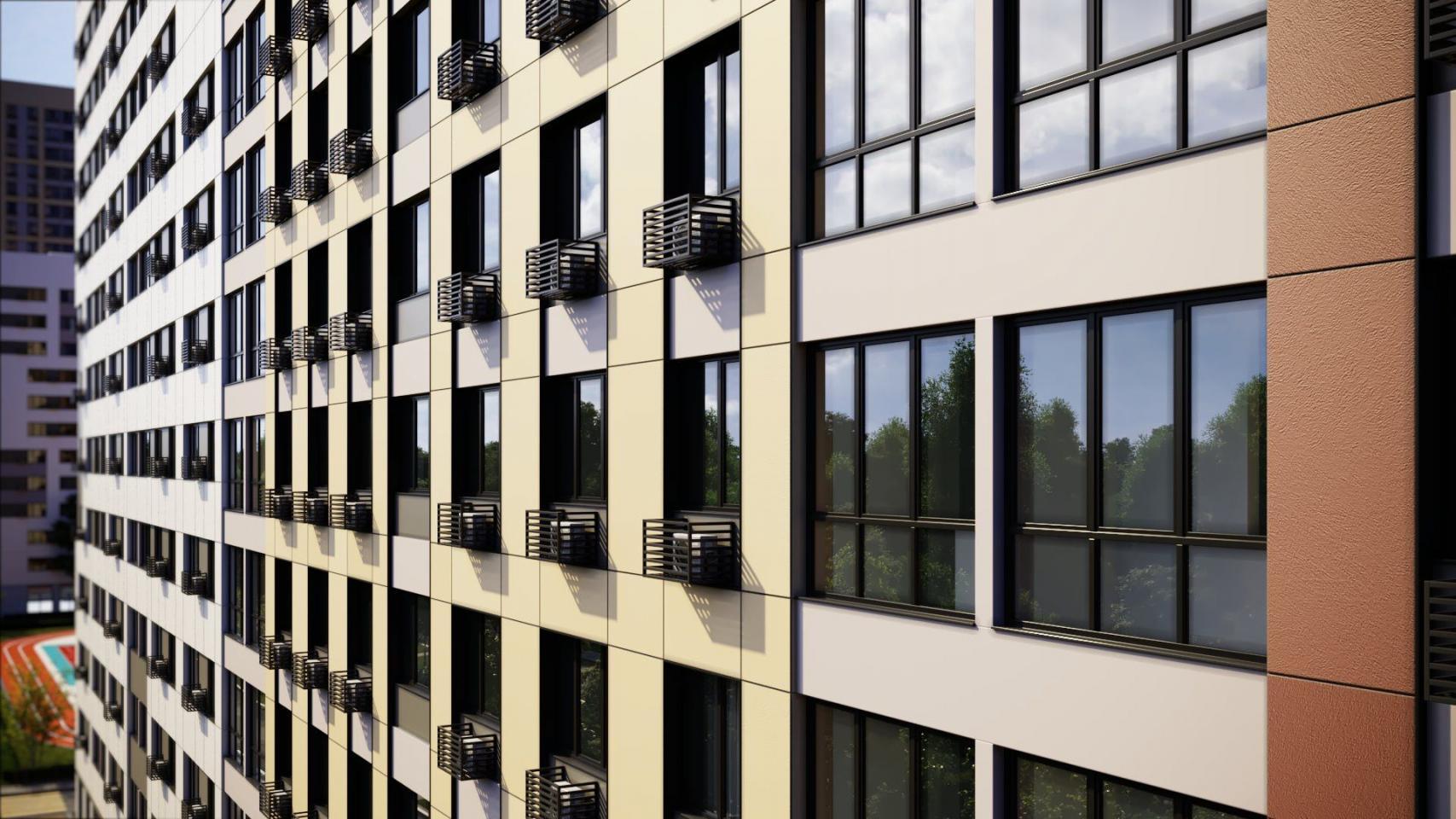Более тысячи квартир вЖК«Сиреневый парк» поступили впродажу