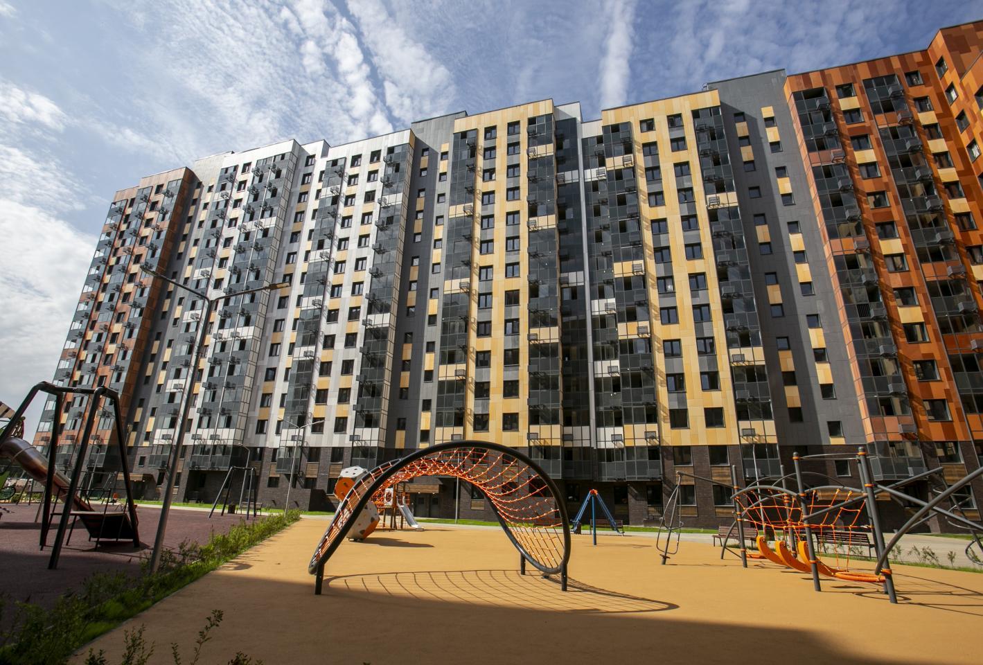 ВНовой Москве сдали два жилых дома