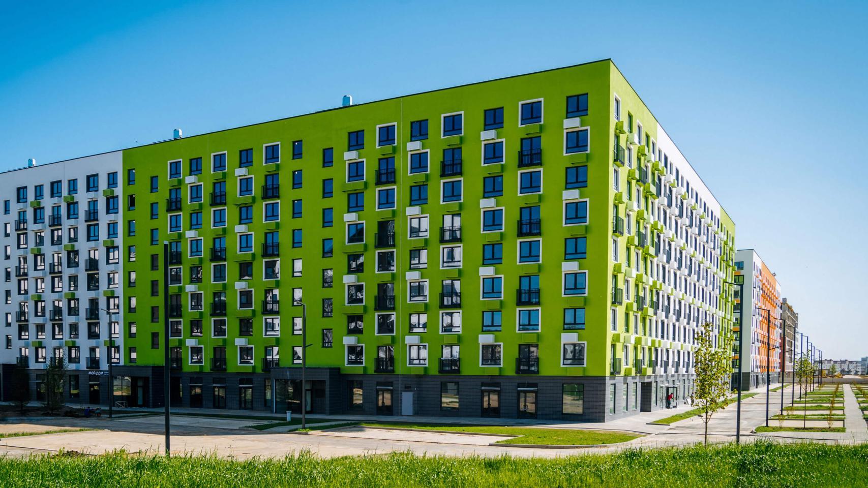 ГКПИК вывела нарынок новый дом вПодмосковье