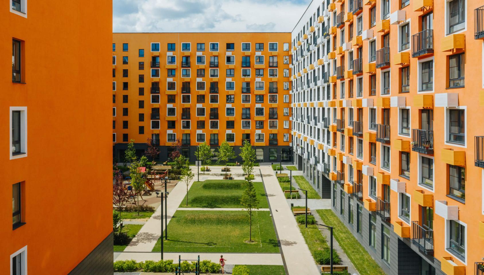 В новом корпусе «Ильинских лугов» открылись продажи квартир
