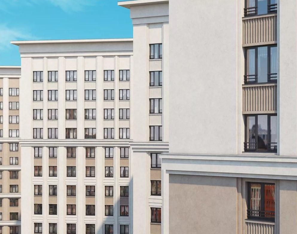 Вквартале «Октябрьское поле» начнут строить школу