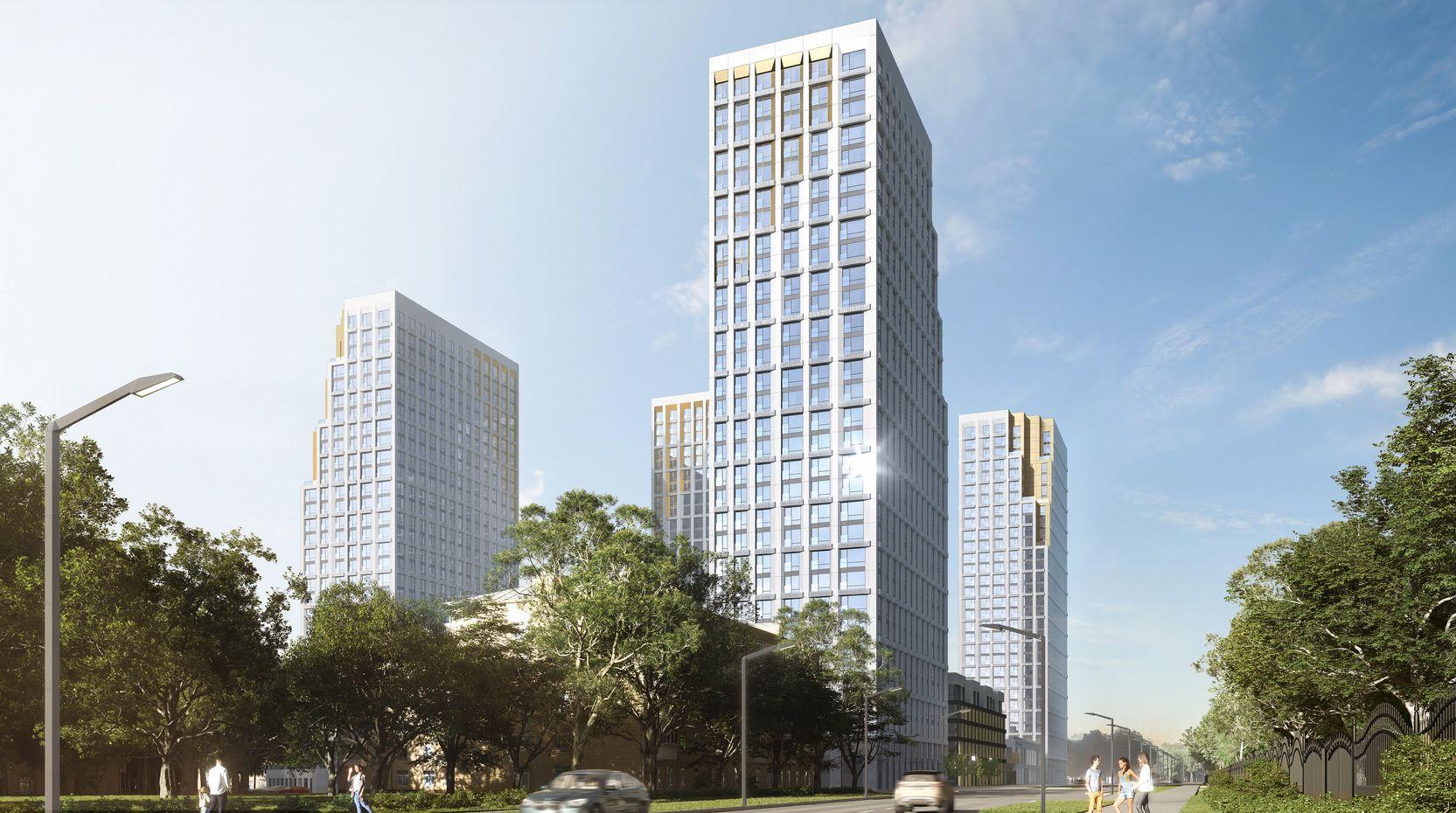 Вжилом комплексе «VERY» открылись продажи квартир