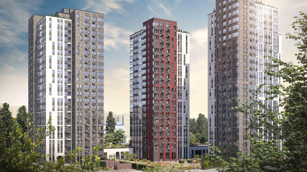 ВЮжном Бутово появится новый жилой комплекс