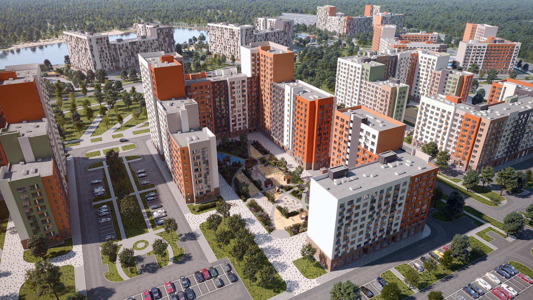 ВНовой Москве завершено строительство жилого дома идетского сада
