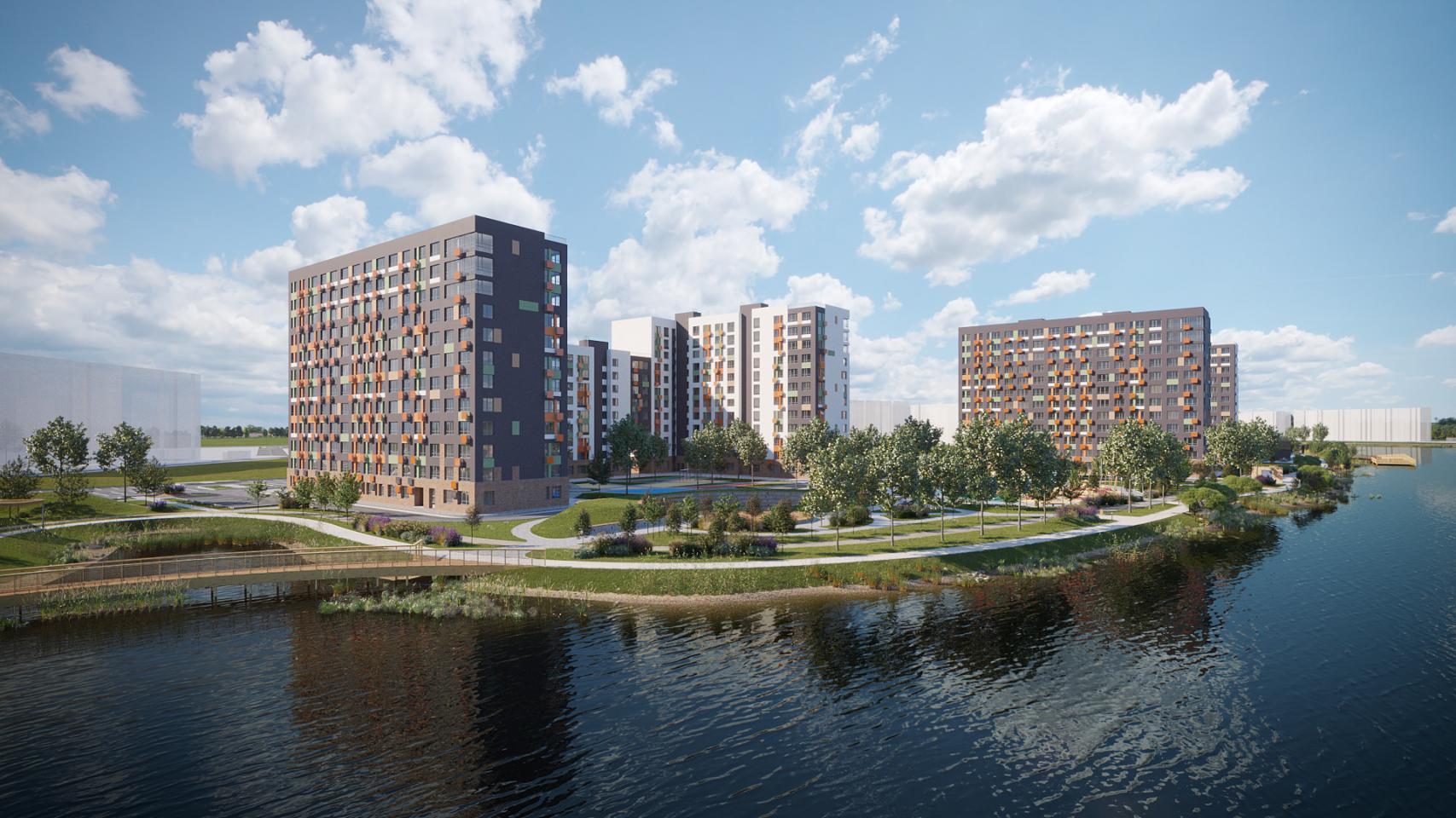 В Новой Москве ввели дом на 506 квартир