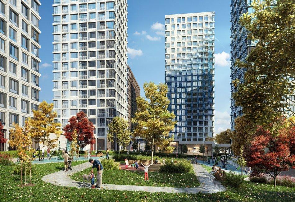Вновых корпусах жилого района «ALIA» открылись продажи квартир