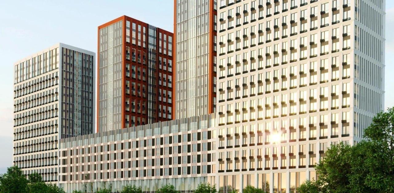Вапарт-комплексе «HighWay» открылись продажи жилья