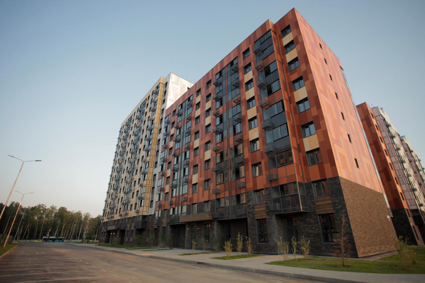 Группа компаний МИЦ сдала вэксплуатацию многоэтажный дом вНовой Москве