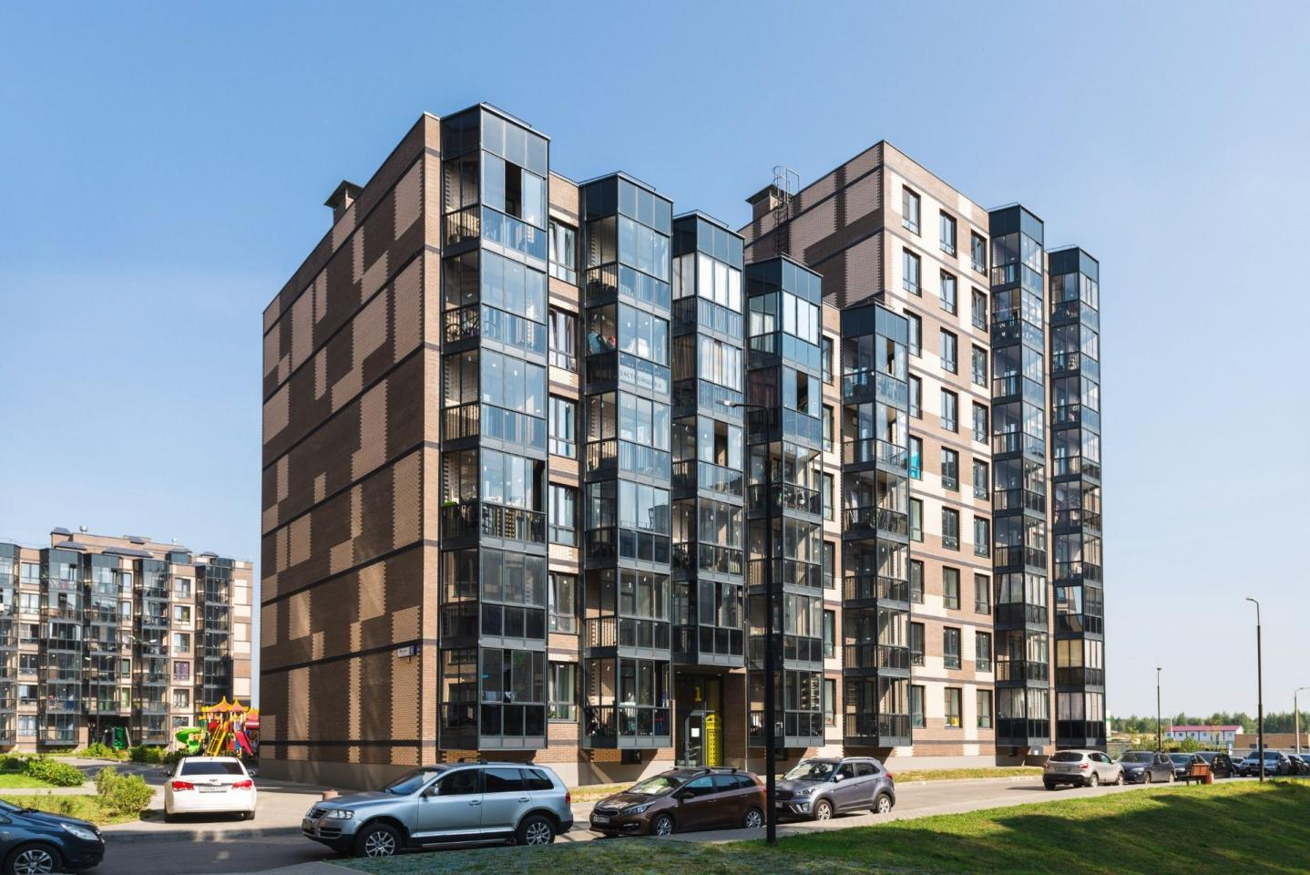 В жилом комплексе «VESNA» открылись продажи квартир