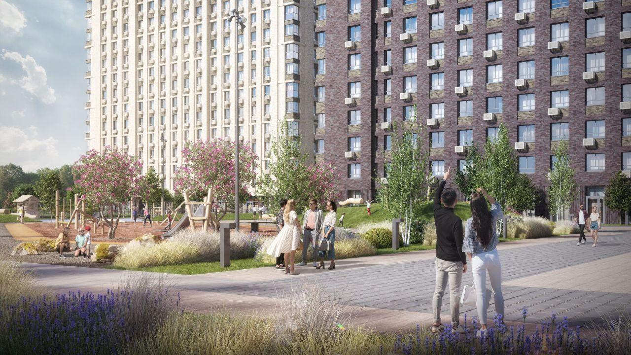 Вновом корпусе «Тропарево Парка» открылись продажи жилья