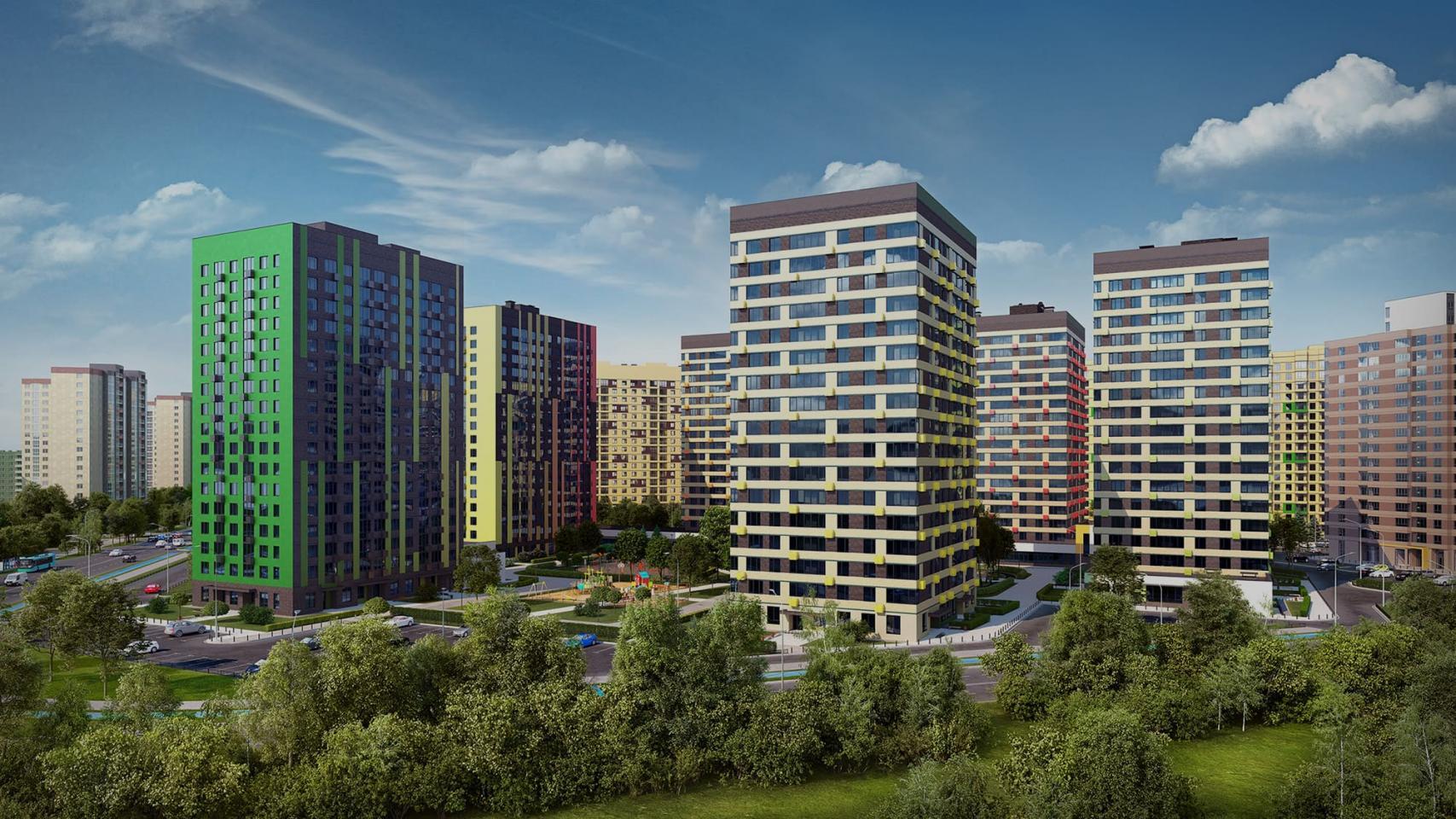 В 37 корпусе квартала «Новое Медведково» открылись продажи квартир