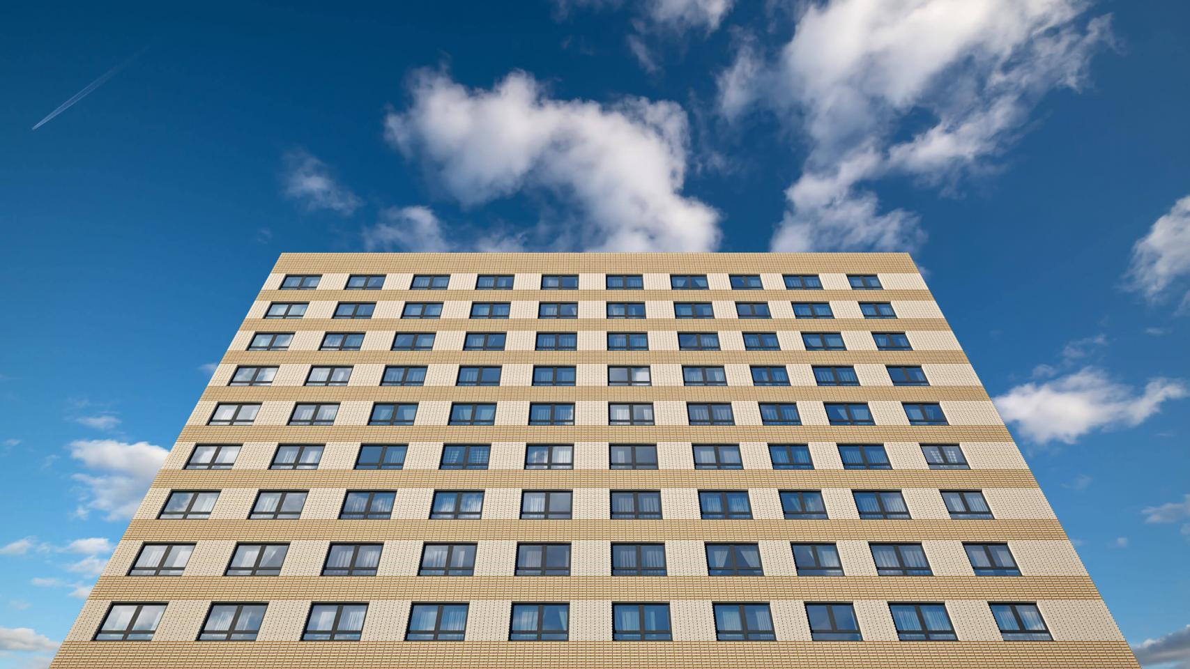 Для покупки стал доступен новый пул квартир вЖК«Кронштадтский 9»