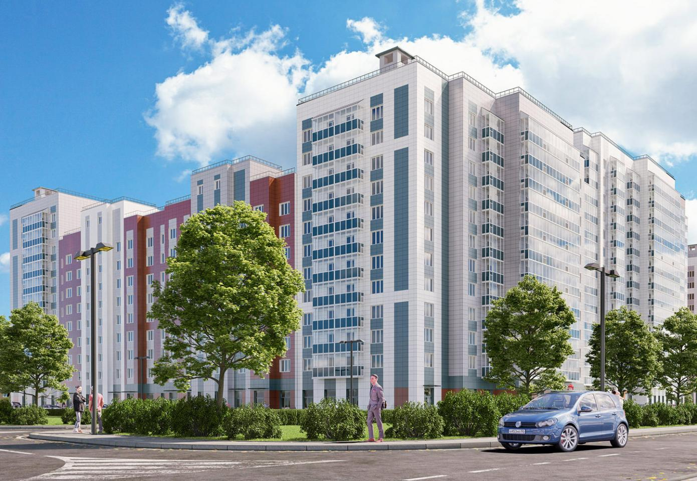 В ещё одном микрорайоне проекта «Новые Ватутинки» стартовали продажи квартир