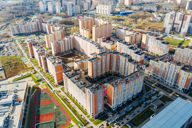Последний корпус жилого района «Москва А101» введен вэксплуатацию